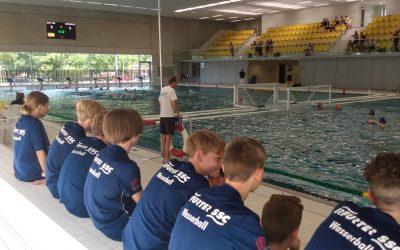 Thüringer Wasserballer endlich wieder mit Spielen