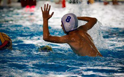 U14-Wasserballturnier mit 28 Spielen in Erfurt