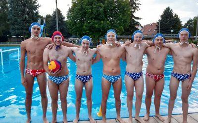 Erfurter Wasserballer mit jungem Team erfolgreich